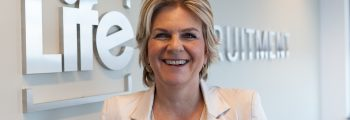 Lea Gülpen in dienst als Recruiter