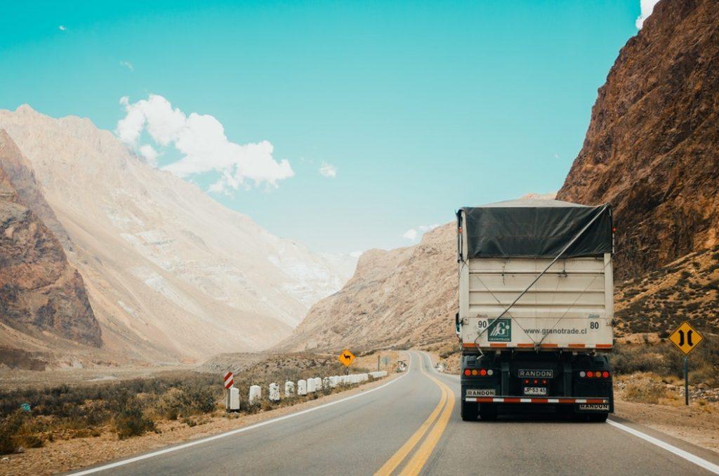 vacature vrachtwagenchauffer