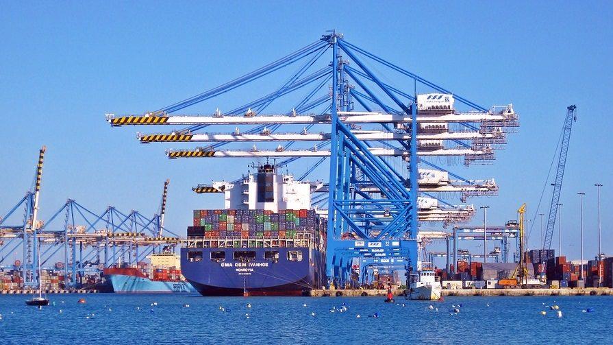 scheepvaart terminal