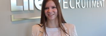 Ashley de Groot in dienst als Office Assistant