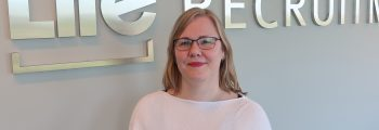 Claudina de Haas in dienst als Office Manager